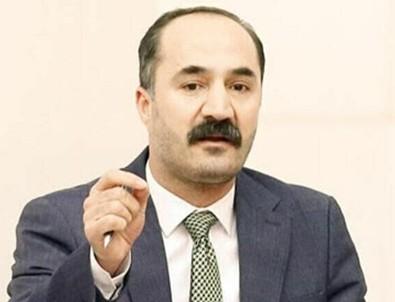HDP'li Mensur Işık eşini hastanelik etti