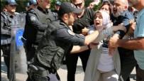 CUMHURIYET BAŞSAVCıLıĞı - FETÖ'ye övgüler yağdıran Melek Çetinkaya gözaltında!