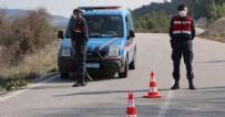 KARANTINA - Şanlıurfa'da 96 ev karantinaya alındı
