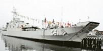ENDONEZYA - Dev savaş gemisi bir anda battı!