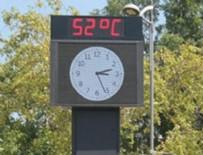 ATATÜRK - Ne Adana Ne de Antalya! Sıcaklık...!!!