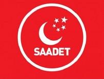 SAADET PARTİSİ - Saadet Partili isimde koronavirüs...!!!
