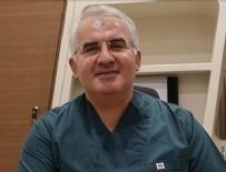 YÜKSEK ATEŞ - Coronaya yakalanan profesör kendi kendini tedavi etti