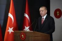HÜKÜMET - Cumhurbaşkanı Erdoğan konuşuyor