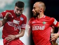 FATİH KARAGÜMRÜK - Süper Lig yolunda avantajı kaptılar!