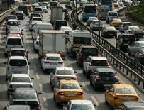 GAZI MUSTAFA KEMAL - Ayasofya Camii açılışı için İstanbul'da trafiğe kapatılacak yollar belli oldu