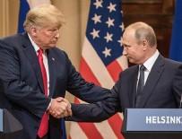 DONALD TRUMP - Trump, Putin'le görüştü