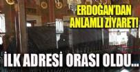 FATIH SULTAN MEHMET - Başkan Erdoğan'dan Ayasofya'da ilk namazın ardından anlamlı ziyaret!