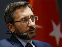 HAMDOLSUN - İletişim Başkanı Altun'dan dikkat çeken '24 Temmuz' mesajı
