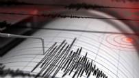 DEPREM - Akdeniz'de korkutan deprem!