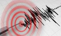 DEPREM - Bingöl'de deprem!