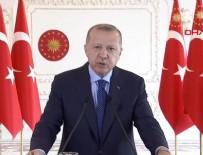 TÜRKİYE CUMHURİYETİ - Cumhurbaşkanı Erdoğan çağrı yaptı: Ödediğimiz bedelleri göze alıyorsanız çıkın meydana
