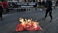 BIZANS - Yunanistan'daki skandal görüntülere AK Parti'den tepki