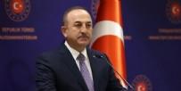 MEVLÜT ÇAVUŞOĞLU - Bakan Çavuşoğlu'ndan Azerbaycan'a mesaj