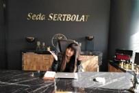 İŞ KADINI - Genç iş kadını Seda Sertbolat marka olma yolunda hızla ilerliyor