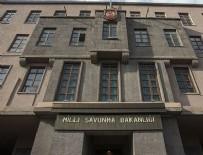 TÜRK BAYRAĞI - Milli Savunma Bakanlığı: Şanlı bayrağımıza uzanan kirli eller kırılır