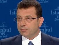 MAKAM ARACI - Beyaz Gazete yazarından İmamoğlu'na zor sorular...