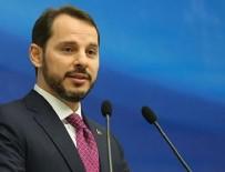 MALİYE BAKANI - Bakan Albayrak: Türkiye önemli bir mesafe kat etti