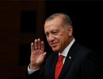 SÜMELA MANASTIRI - Başkan Erdoğan bu sözlerle paylaştı!