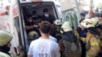 POLİS - İstanbul'da korkutan yangın! 2 kişi hayatını kaybetti