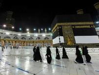 SUUDI ARABISTAN - Kabe Hacca hazırlanıyor!