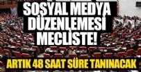 GRUP BAŞKANVEKİLİ - Sosyal Medya düzenlemesi mecliste!