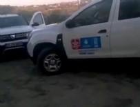 BÜYÜKŞEHİR BELEDİYESİ - İBB araçlarıyla alem yaptılar!