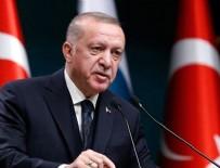 DENİZ KUVVETLERİ - Erdoğan'dan Sakarya'daki patlamaya ilişkin açıklama