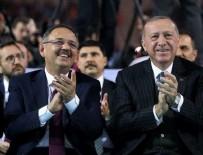 GENEL BAŞKAN YARDIMCISI - Erdoğan ve Mehmet Özhaseki arasında gülümseten diyalog!