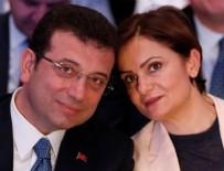 CANAN KAFTANCIOĞLU - İmamoğlu ve Kaftancıoğlu'na karşı gizli toplantı