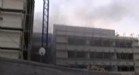 MEHMET AKİF ERSOY - İstanbul Bayrampaşa'da korkutan yangın