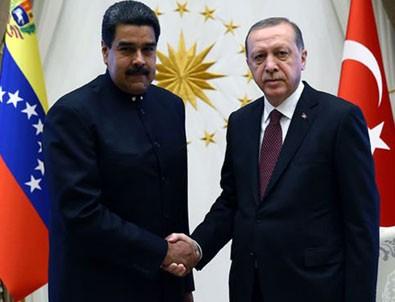 Türkiye ve Venezuela anlaştı!
