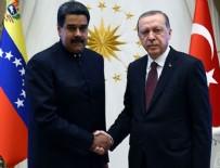 RECEP TAYYİP ERDOĞAN - Türkiye ve Venezuela anlaştı!