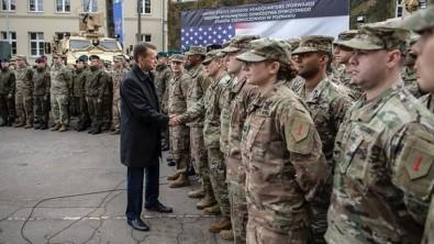 ABD, Polonya'da Kolordu Komutanlığı Kuracak