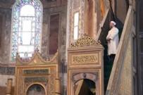 DEZENFEKSİYON - Ayasofya'daki bayram namazında Ali Erbaş'tan önemli uyarılar