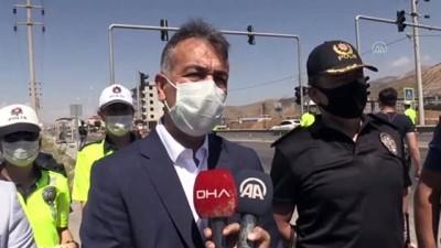 Bitlis Valisi Oktay Çağatay, Güvenlik Güçlerinin Bayramını Kutladı