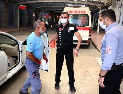 Bursa'da İlk Gün 301 Acemi Kasap Hastaneye Geldi