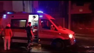 İzmir'de İş Yerinde Çıkan Yangın Bitişikteki 4 Dükkana Sıçradı