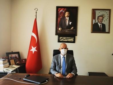 Marmaris Kaymakamı Ertuğ Şevket Aksoy'un Kurban Bayramı Mesajı