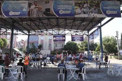Muratpaşa Belediyesinin Kurban Tedbirlerine Tam Not