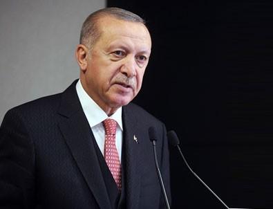 Cumhurbaşkanı Erdoğan'dan anlamlı paylaşım!