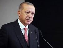 RECEP TAYYİP ERDOĞAN - Cumhurbaşkanı Erdoğan'dan anlamlı paylaşım!