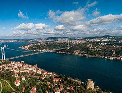 İstanbul'da sular altında kalacak 17 ilçe!