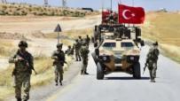 EMNIYET MÜDÜRLÜĞÜ - Suriye'de özel operasyon! 30 yıllık hesap görüldü