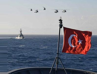 Türkiye'nin Doğu Akdeniz hakimiye çıldırttı!