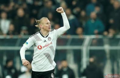 Beşiktaş kararını verdi! Domagoj Vida...