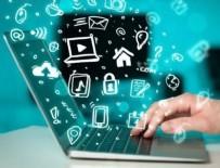 SOSYAL MEDYA - Türkiye'de kaç saatini internette geçiriyor?