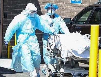 ABD'den flaş Coronavirüs açıklaması! 'Vakaların yüzde 99'u…'