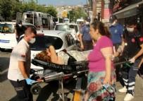 EMNIYET MÜDÜRLÜĞÜ - Emniyet Müdürlüğü önünde kadını silahla yaraladı