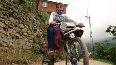 Motosiklet Hayali İmkansızlıkların Önüne Geçti